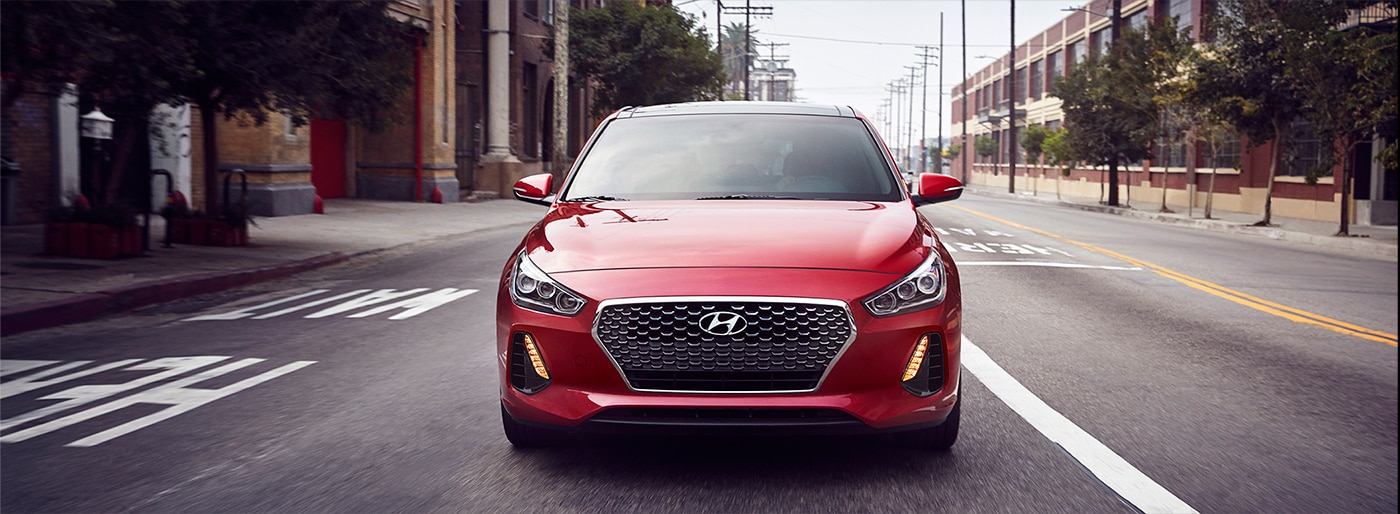 New Hyundai Near Dallas