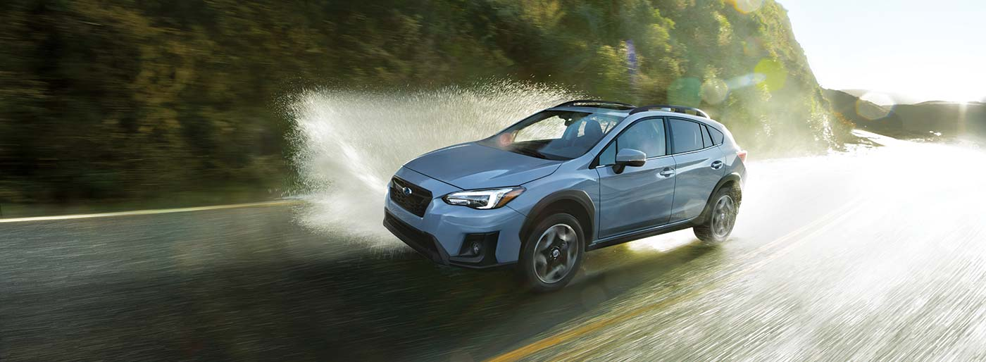 New 2018 Subaru Crosstrek Denton