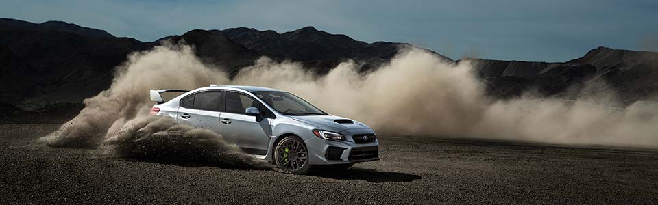 Subaru WRX STi Explained