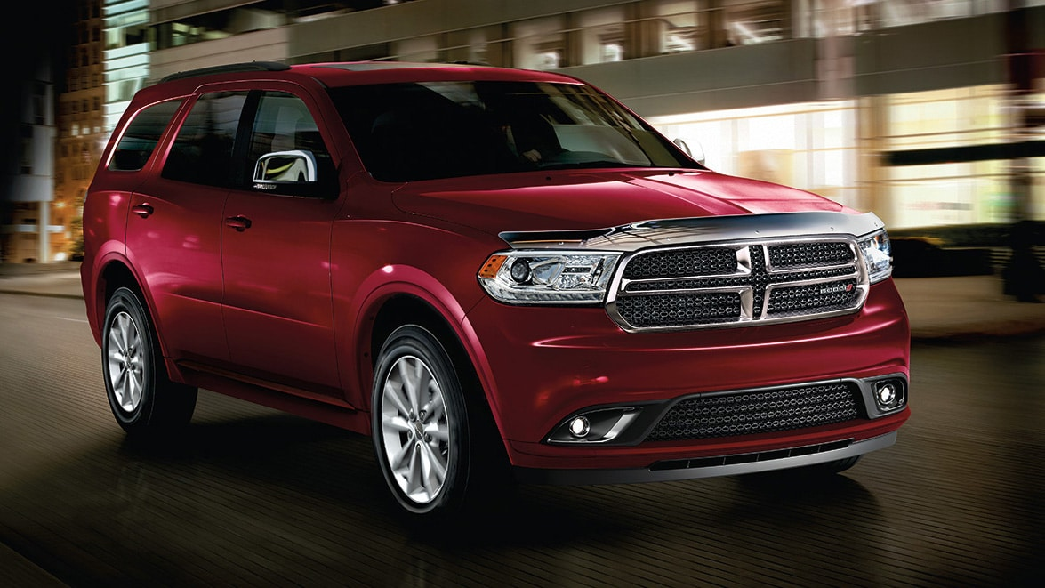 2020 Dodge Durango In Red