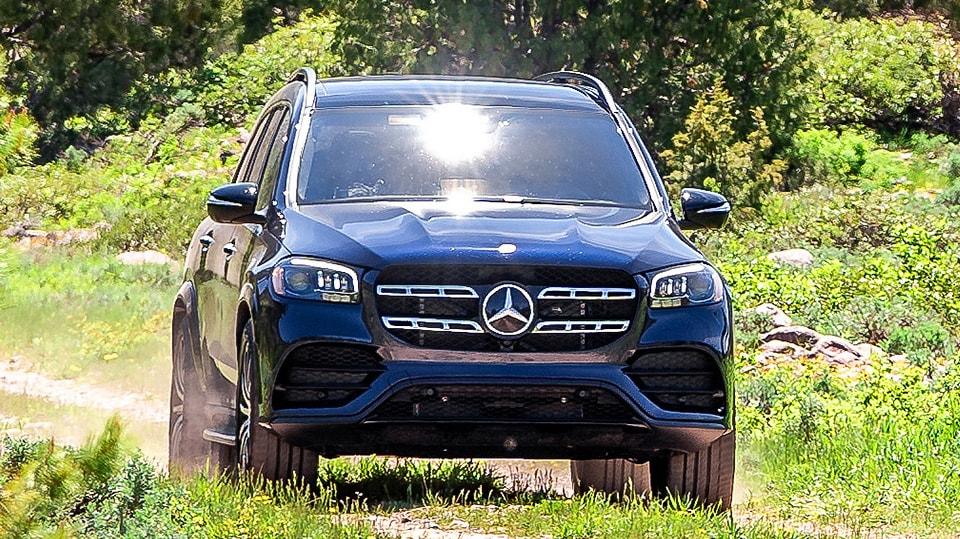 New Mercedes-Benz GLS | Mercedes-Benz of Ann Arbor