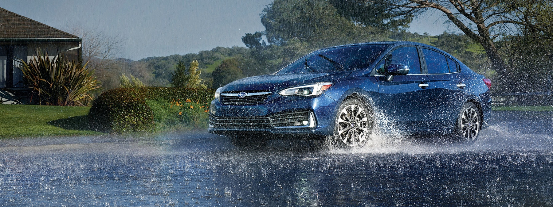 Subaru Impreza Takes on the Competition Subaru Impreza