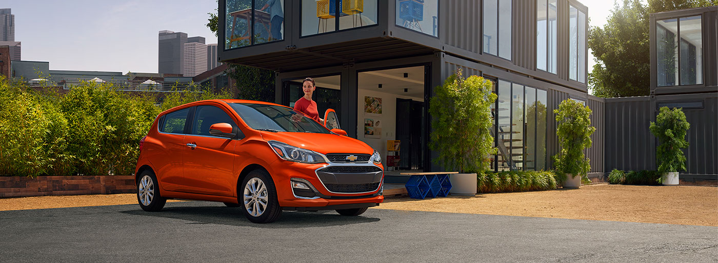 2021 Chevrolet Spark For Sale in Peoria IL | Green Chevrolet