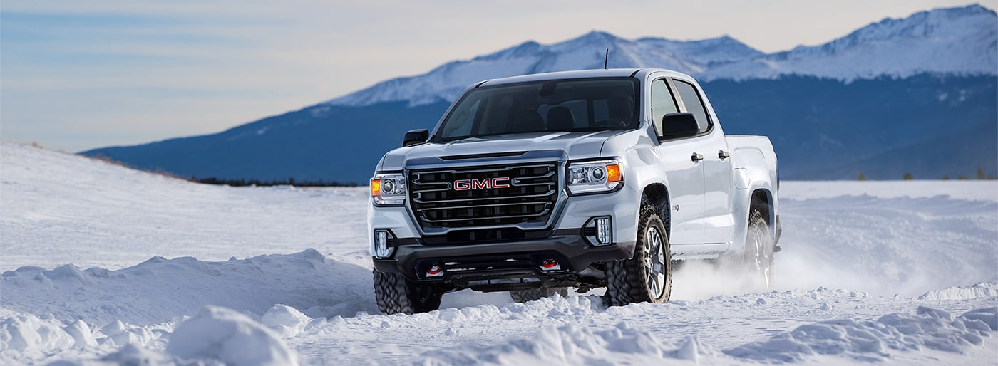 2021 GMC Canyon in Calgary, Alberta