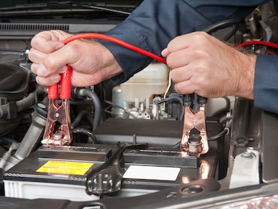 On the purchase of your next Mazda battery