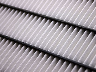 Time to change your air filter?