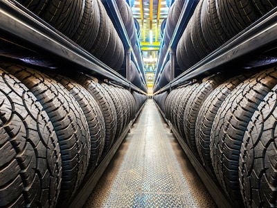 Need new tires? Come see us!