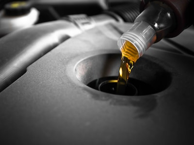 $15.19 off Synthetic Oil Change + FREE Multi-point inspection