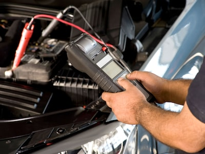 $10 Off Car Battery Replacement with Purchase of Battery