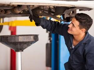 Free Alignment & Suspension Inspection