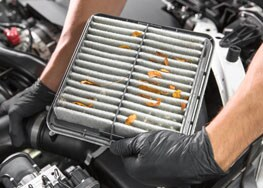 Add Cabin Air Filter