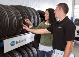 Did you know? Subaru of Bend sells tires!!!