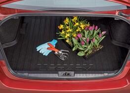 Cargo Trays & Rear Seat Protectors
