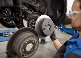 Brake Inspection & Tire Rotation