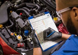 COMPLETE THOROUGH MULTI-POINT INSPECTION ON EVERY CAR!