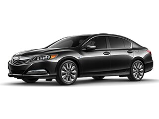 New 2016 Acura RLX Sport Hybrid SH-AWD with Technology Package Sedan Honolulu, HI