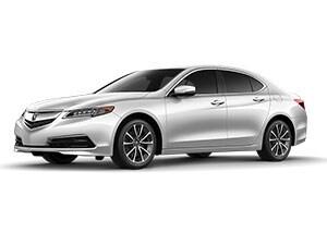 2016 Acura TLX 3.5 V-6 9-AT P-AWS Sedan