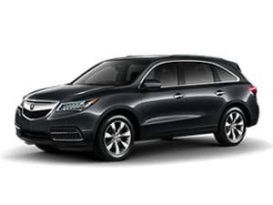 2016 Acura MDX with Advance Package SUV