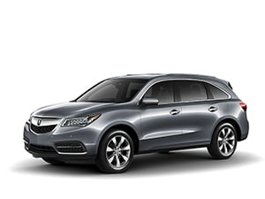 2016 Acura MDX SH-AWD with Advance Package SUV