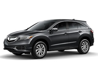 New 2017 Acura RDX with Technology Package SUV Honolulu, HI