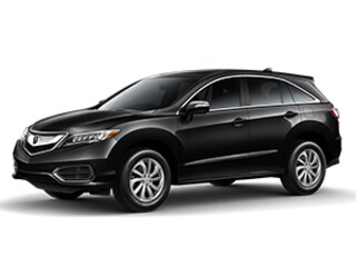 2017 Acura RDX AWD with Technology Package SUV 5J8TB4H59HL016577