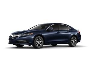 2017 Acura TLX 2.4 8-DCT P-AWS Sedan