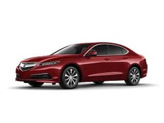 2017 Acura TLX 2.4 8-DCT P-AWS with Technology Package Sedan