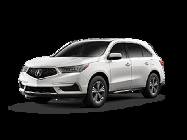 2017 Acura MDX SH-AWD SUV