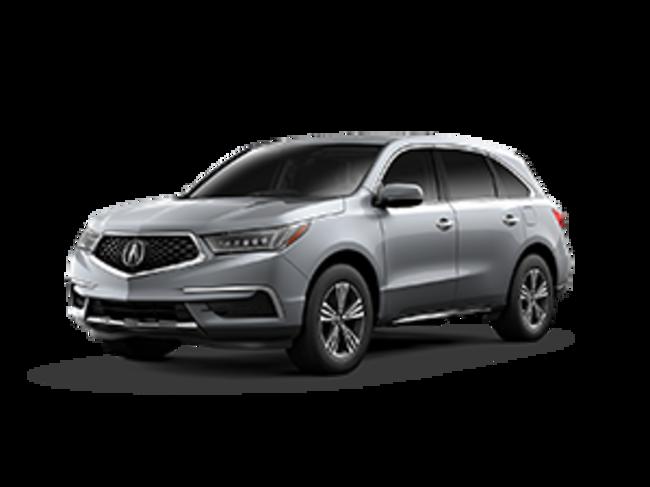 New 2017 Acura MDX SH-AWD SUV in Greenwich, CT