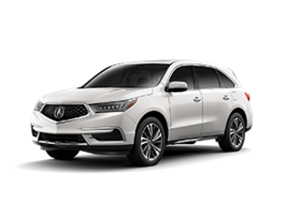 New 2017 Acura MDX SH-AWD with Technology Package SUV in Fairfield, CA