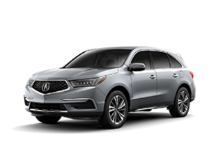 New Acura  2017 Acura MDX SH-AWD with Technology Package SUV 5FRYD4H58HB041664 in Stockton, CA
