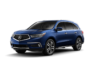 New 2017 Acura MDX SH-AWD with Advance Package SUV 75479 in Ardmore, PA