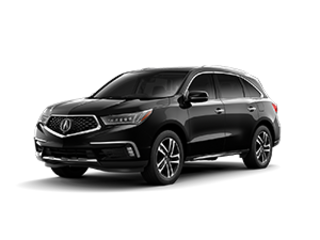 Lease a new 2017 Acura MDX SH-AWD with Advance Package SH-AWD w/Advance Pkg near Miami, Florida