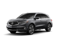 2017 Acura MDX SH-AWD with Advance Package SH-AWD  SUV w/Advance Package