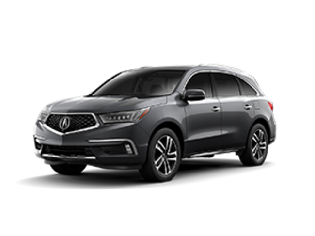 New 2017 Acura MDX SH-AWD with Advance Package SUV in Greenwich, CT
