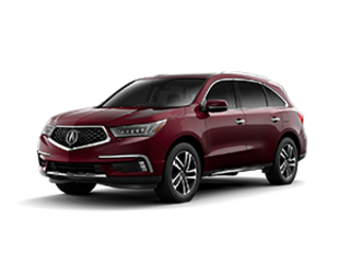 New 2017 Acura MDX SH-AWD with Advance Package SUV Johnston, IA