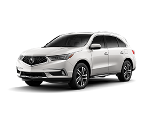 New 2017 Acura MDX SH-AWD with Advance and Entertainment Packages SUV in Reading, PA