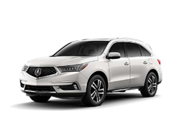 2017 Acura MDX SH-AWD with Advance and Entertainment Packages SUV
