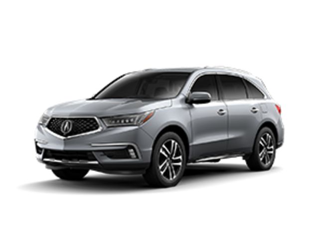 New 2017 Acura MDX SH-AWD with Advance and Entertainment Packages SUV in Greenwich, CT