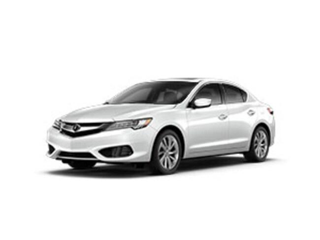 2018 Acura ILX with AcuraWatch Plus Sedan