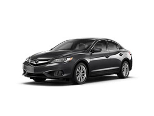 New 2018 Acura ILX with AcuraWatch Plus Sedan
