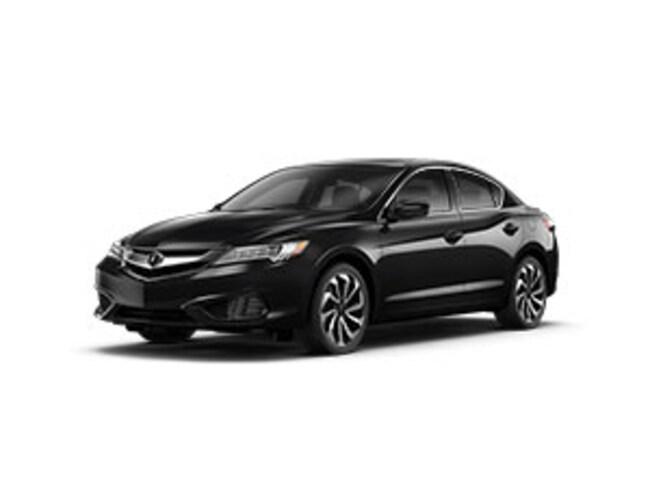New 2018 Acura ILX Special Edition Sedan