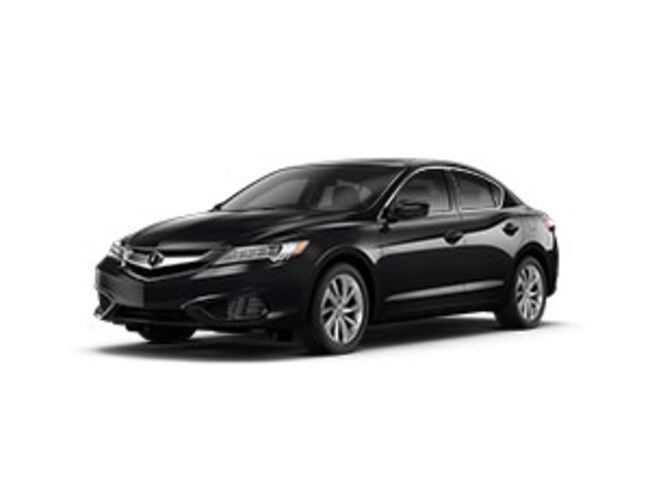 New 2018 Acura ILX with Technology Plus Package Sedan