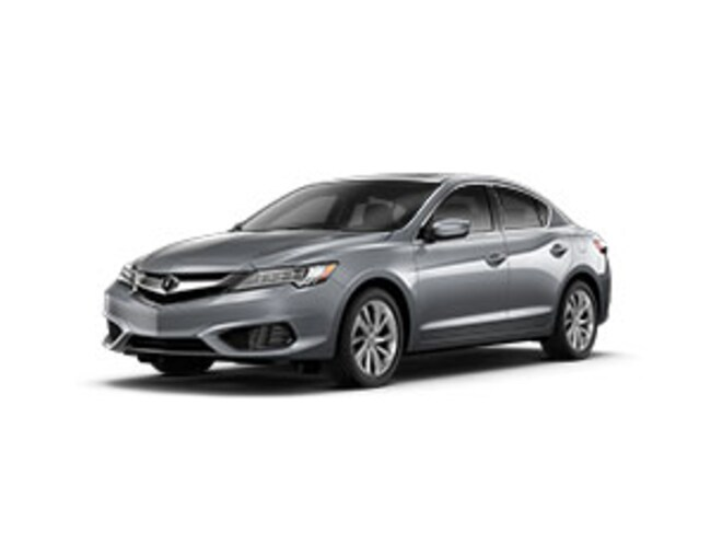 2018 Acura ILX with Technology Plus Package Sedan