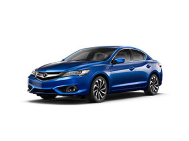 2018 Acura ILX Premium A-SPEC Sedan