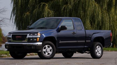2012 GMC Canyon of Lincoln