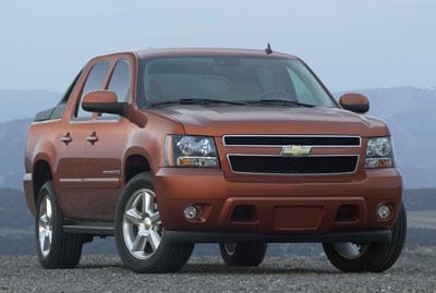 2012 Chevrolet Avalanche of Peoria