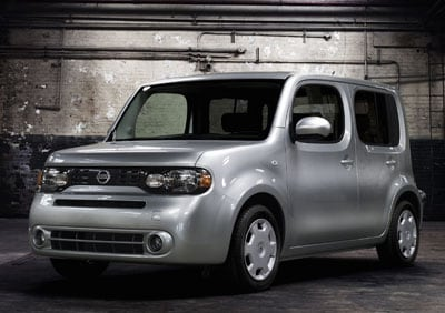 2011 Nissan Cube of Mesquite