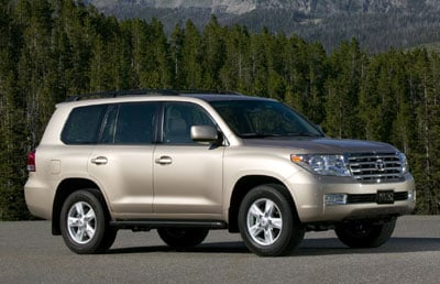 Elegant 2012 Toyota Land Cruiser Of TX