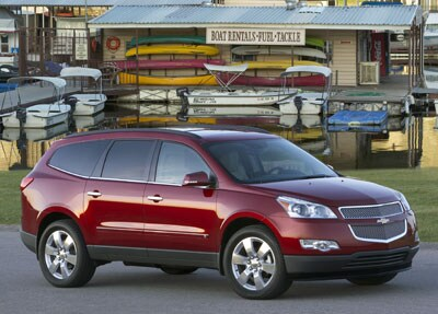 Used 2012 Chevrolet Traverse For Sale in Phoenix, AZ